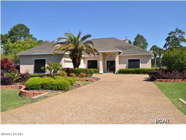 Beautiful Golf Course Home | Panama City Beach Homes for Sale