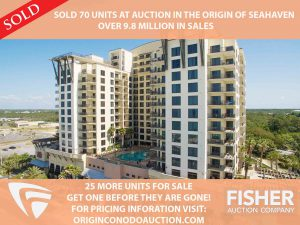 Origin at Seahaven Post Auction Sales
