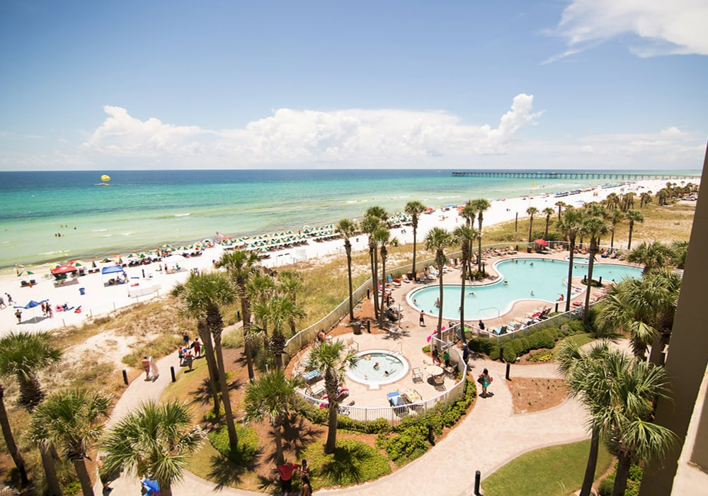 Grand Panama Condo Resort Panama City Beach