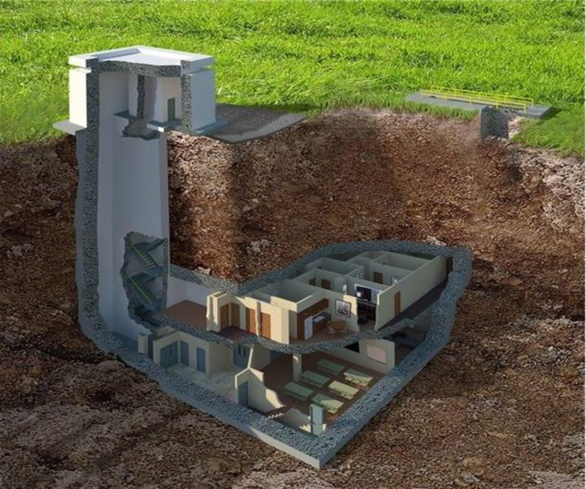Georgia bunker hits market for .5 million, Georgia bunker hits market for .5 million, Life's A Beach Real Estate