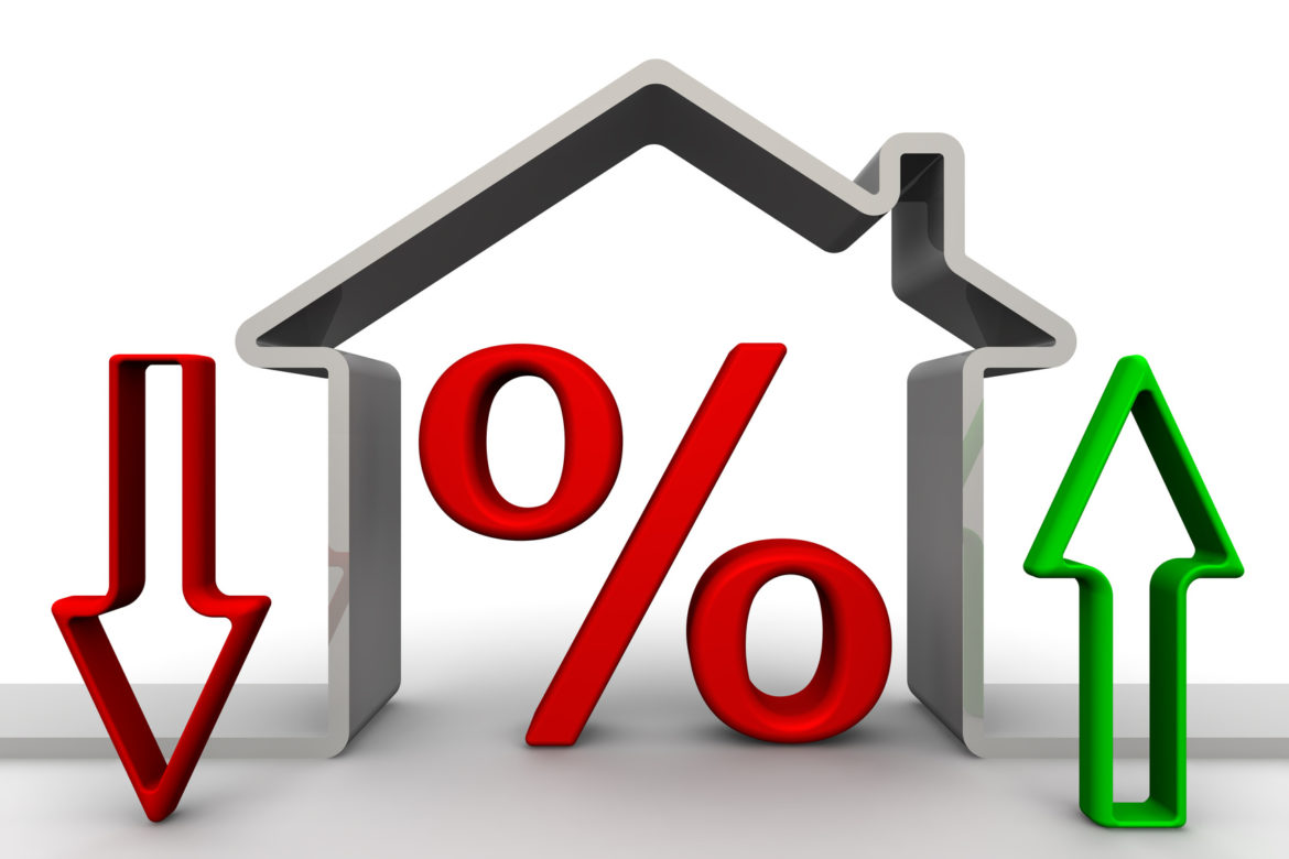 Mortgage Interest Rates Ticking Upwards