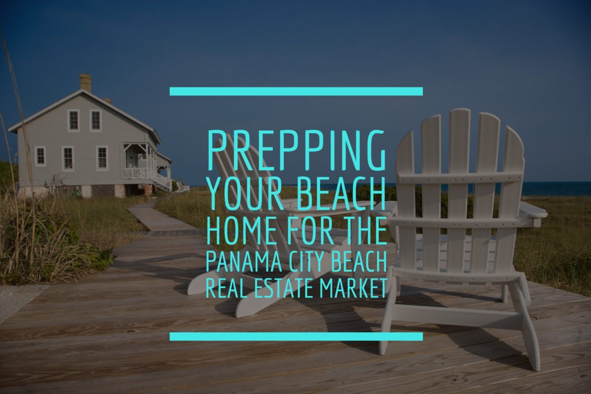 Panama City Beach Real Estate Marketing - Prep Home Image