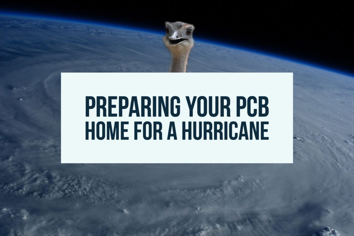 Preparing Your Panama City Beach home for a hurricane