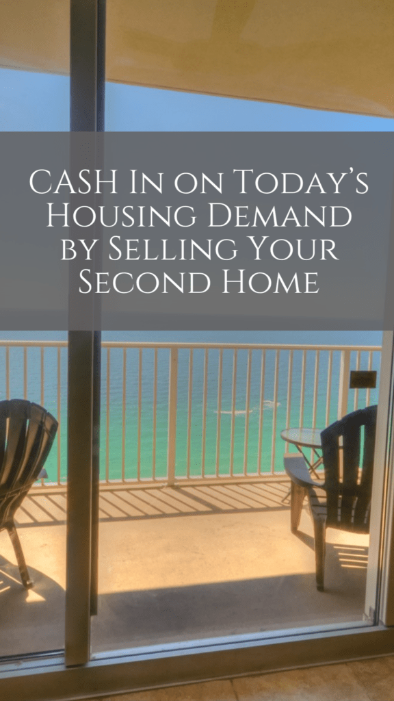 Selling Your Second Home